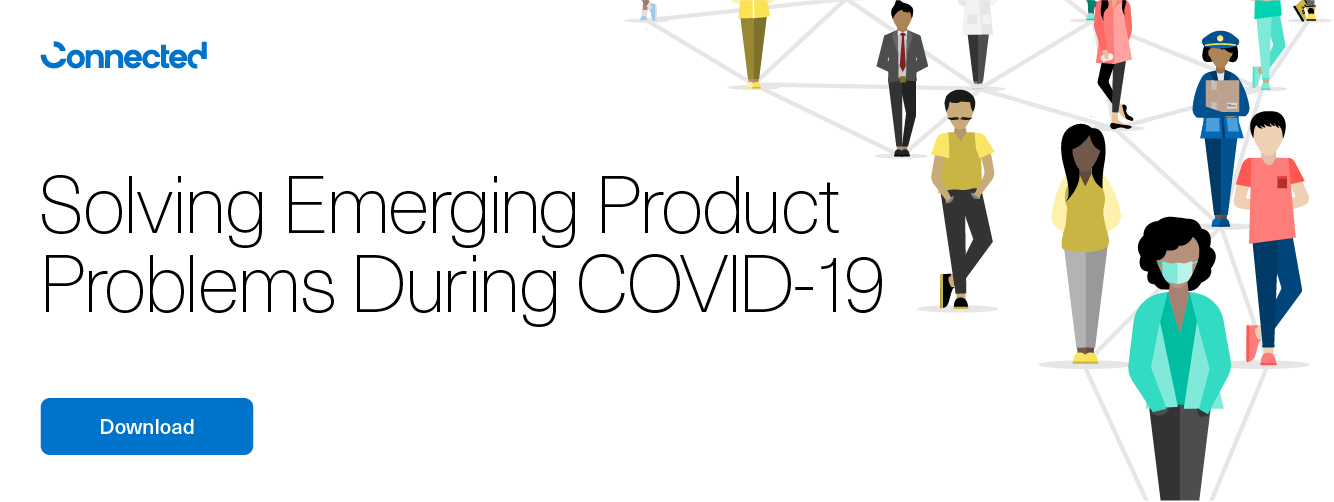 """click to download """"Solving Emerging Product Problems During COVID-19"""""""