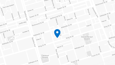 Connected HQ - Toronto Address